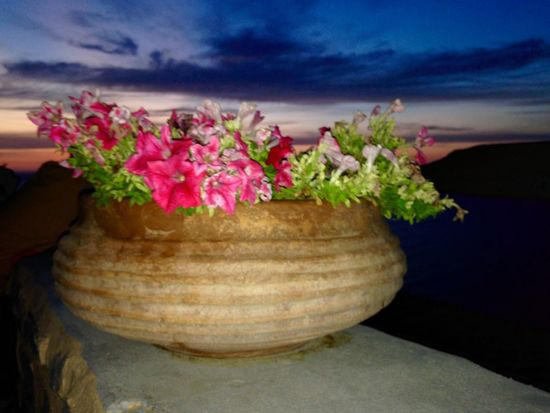 Summertime Greece Travel Photography Evening Beautifulsky 📷❤️💙