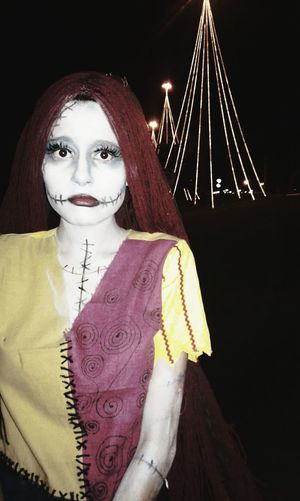 Sally Cosplay - O Estranho Mundo de Jack/The Nightmare Before Christmas Sally Cosplay Nightmare Before Christmas JackSkellington