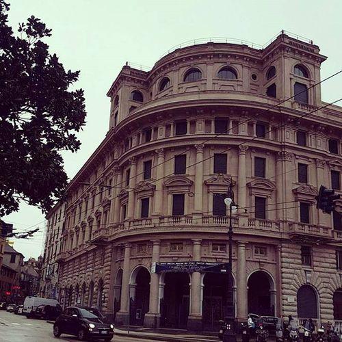 Genova ⭐ Italy Diclemreontheway Historicalbuilding Travel Holiday NewYear Vscocam Vscotravel Genova Traveling