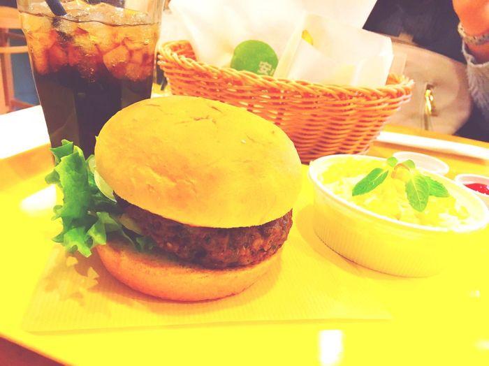 Hamburger 🍔💕 fFirst Eyeem Photo