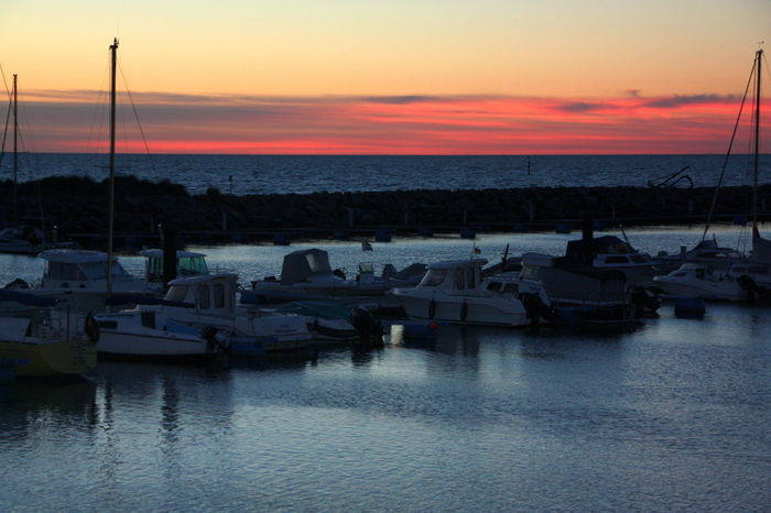 Hafen in Kühlungsborn Fantastic Colors Harbor Romance Ships Evening Atmosphere No People, Ostsee EyeEmNewHere