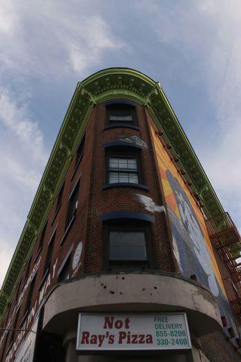 Not Ray's Pizza (Anymore), Fulton Street, Fort Greene, Brooklyn Biggie Smalls Brooklyn NYC