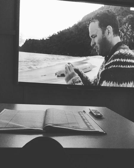 🎬 Movie Time School ✌ CastAway  Islandlife