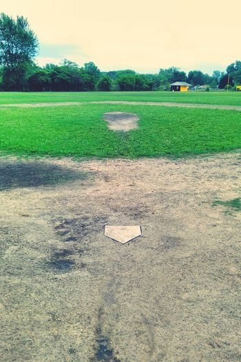 Baseball Baseball Field BallPark Diamond Homeplate Field
