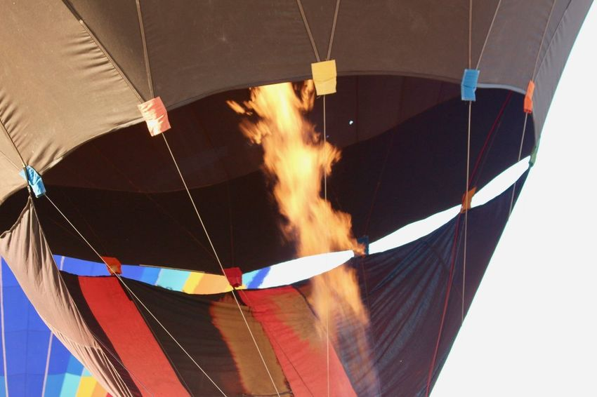 Serie abstract colors Abstract Photography Colors Fire Flame Summertime Adventure Background Baloon Color Day Details Environment Fire Hot Air Balloon Hot Air Baloon Multi Colored No People Sport Sunlight Transportation