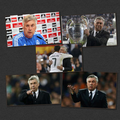 thank you Carlo Ancelotti for everything. you were a wonderful coach for us and real madrid and all of the players . Good luck ancelotti :) Realmadrid Ancelotti CristianoRonaldo Halamadrid Footballplayer  Football Fans Football Is Life