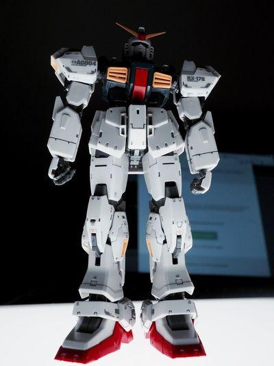 Close Up Gundam Mkii Plastic Model RG Toy