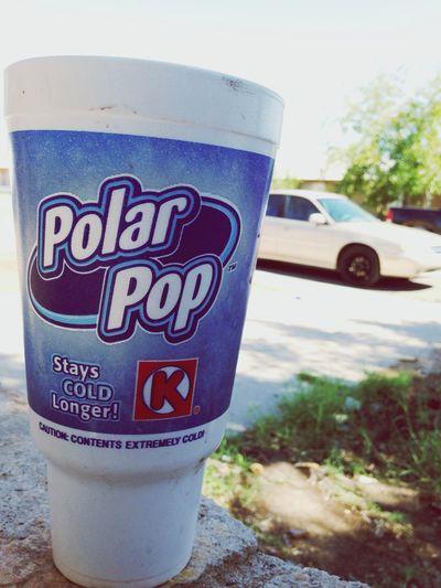 Summer thirst Polar Pop Circle K
