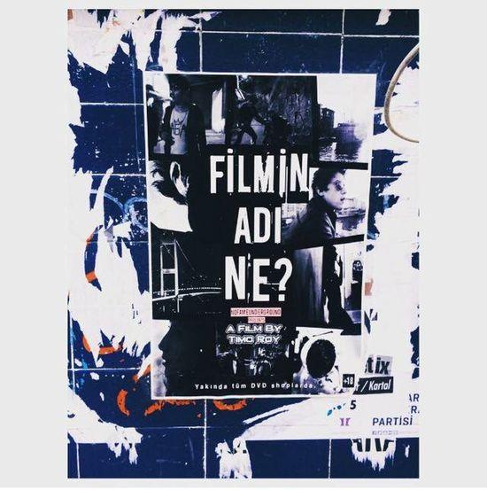 Sahi şu filmin adı neydi ? Art MOVIE Kadıköy Barlarsokağı Objektifimden Benimkadrajim