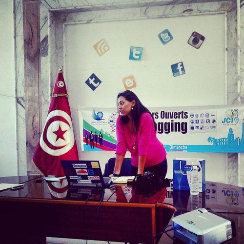 LBWKebria débat: le rôle des blogs dans les compagnes citoyennes