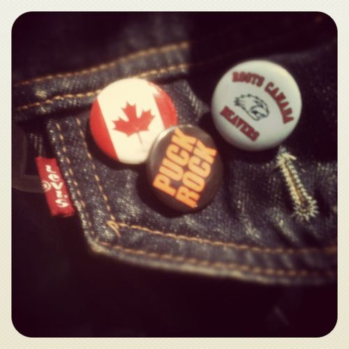 Buttons Canada