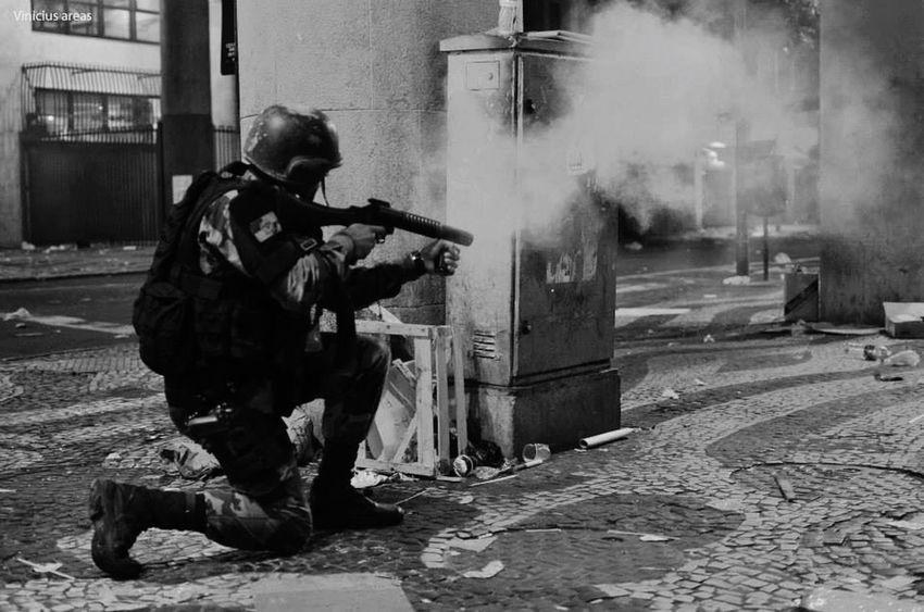 Politics PoliceShooting War Rio De Janeiro