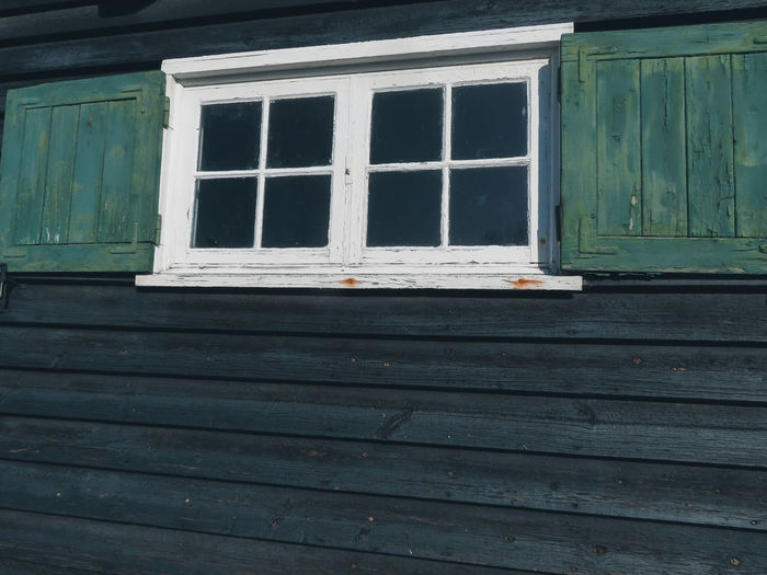 Window Wood - Material Architecture Building Exterior Built Structure Close-up Shutter Weathered