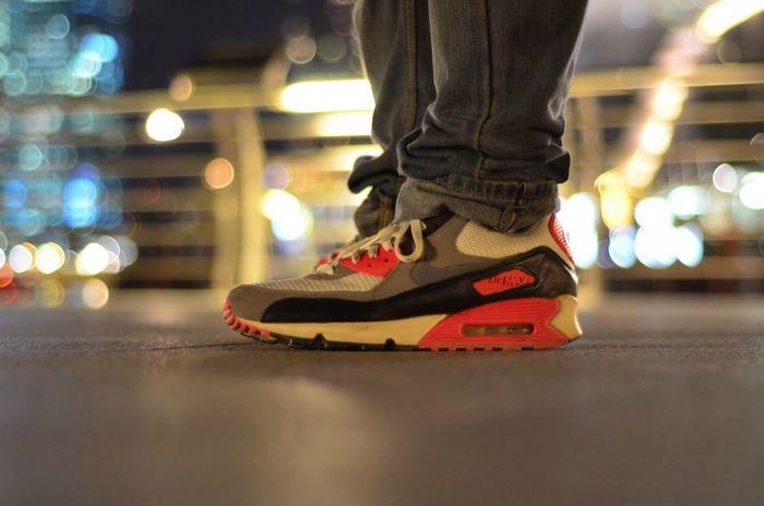 OG 90's Nike Kicks WDYWT Shoe