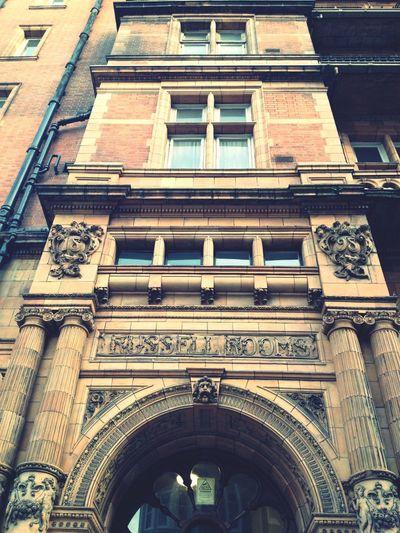 London Architecture Hotel Building