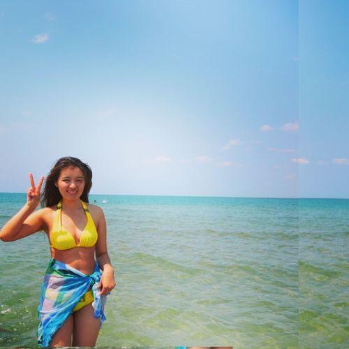 Beach Summer Hotgirl Beauty