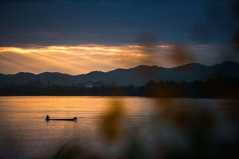 ริมโขง Lanscape Thailand Amzthld Photooftheday Travel Light