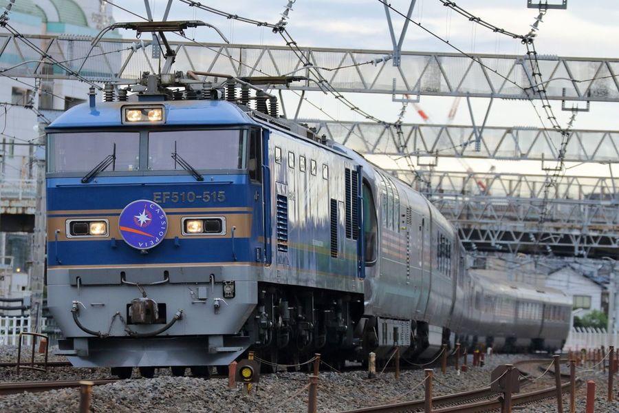 カシオペア 鉄道