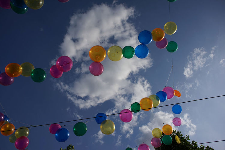 Balloons Cours