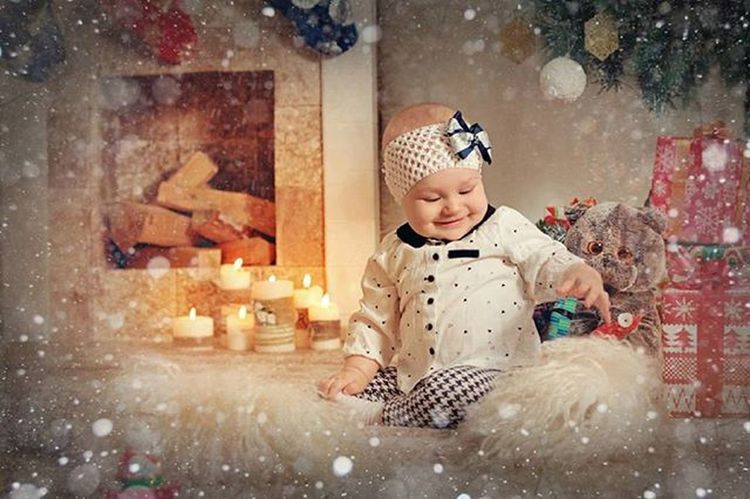 Happynewyear Photobaby Photographerekaterinakiseleva Photosession Portrait фотостудия фотографпитер портрет First Eyeem Photo Hi! Hello World Fotografia Enjoying Life