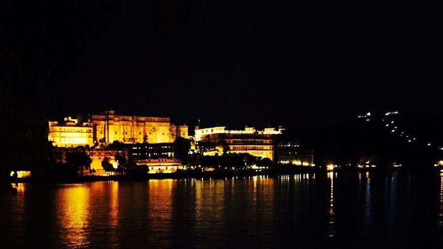City palace Night_scene