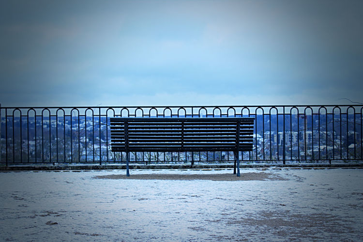 Bench Winter Blois