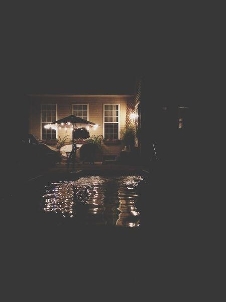 Pool Night Lights