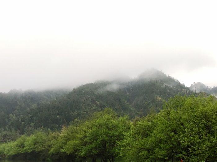 Rainy days also beauty