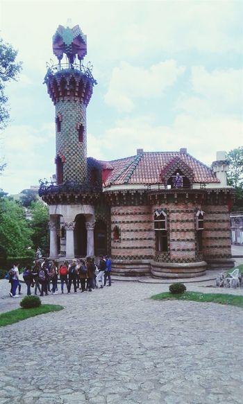 Gaudí Capricho De Gaudí Cantabria Spain ❤ The Architect - 2016 EyeEm Awards