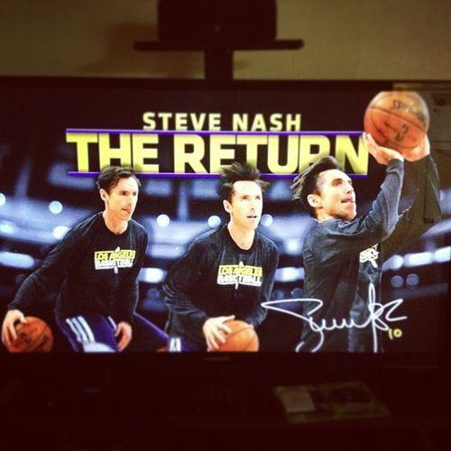 LETS GOO Lakers Stevenash Gastbyreturns Pleaseturnthisseasonaround