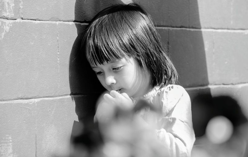 Met this shy little cutie on company outing the other day. Shy Cutie Kid Little Girl Nepal Nikonphotography Nikon Blackandwhite Bnw_captures Bnwphotography