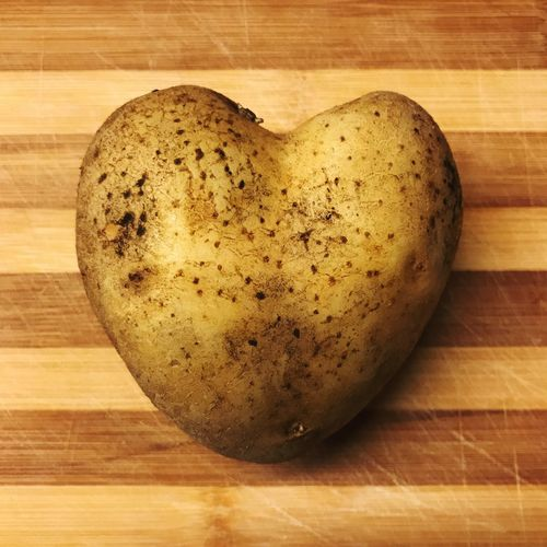 Potatoes Heart