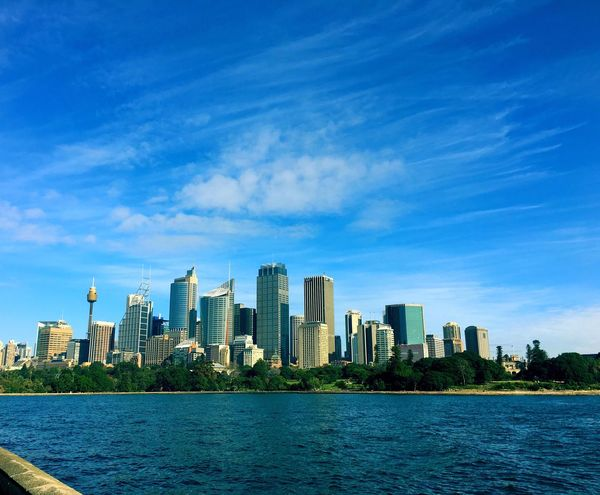 Sydney City Australia Amazing Sea Water Notsure
