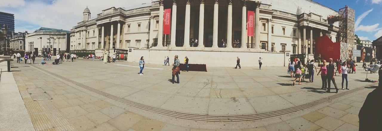 Travel Destinations Architecture City Museum People London Lifestyle