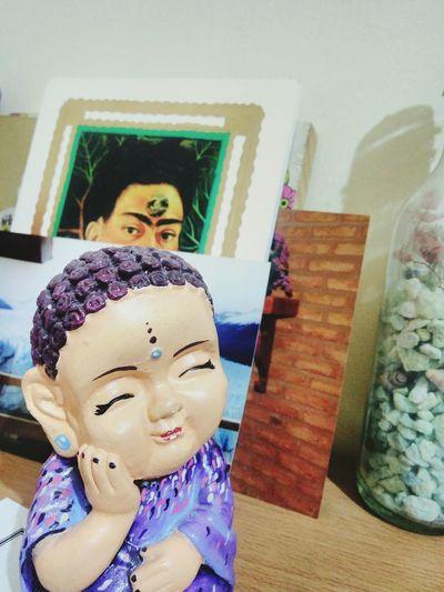 Buda Frida Khalo
