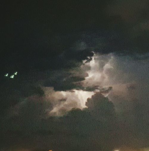 Lightning Lightning Storm Scenics Nature Beauty In Nature Sky Idyllic Tranquility No People Low Angle View Outdoors Cloud - Sky Astronomy Night Star - Space Thunderstorm