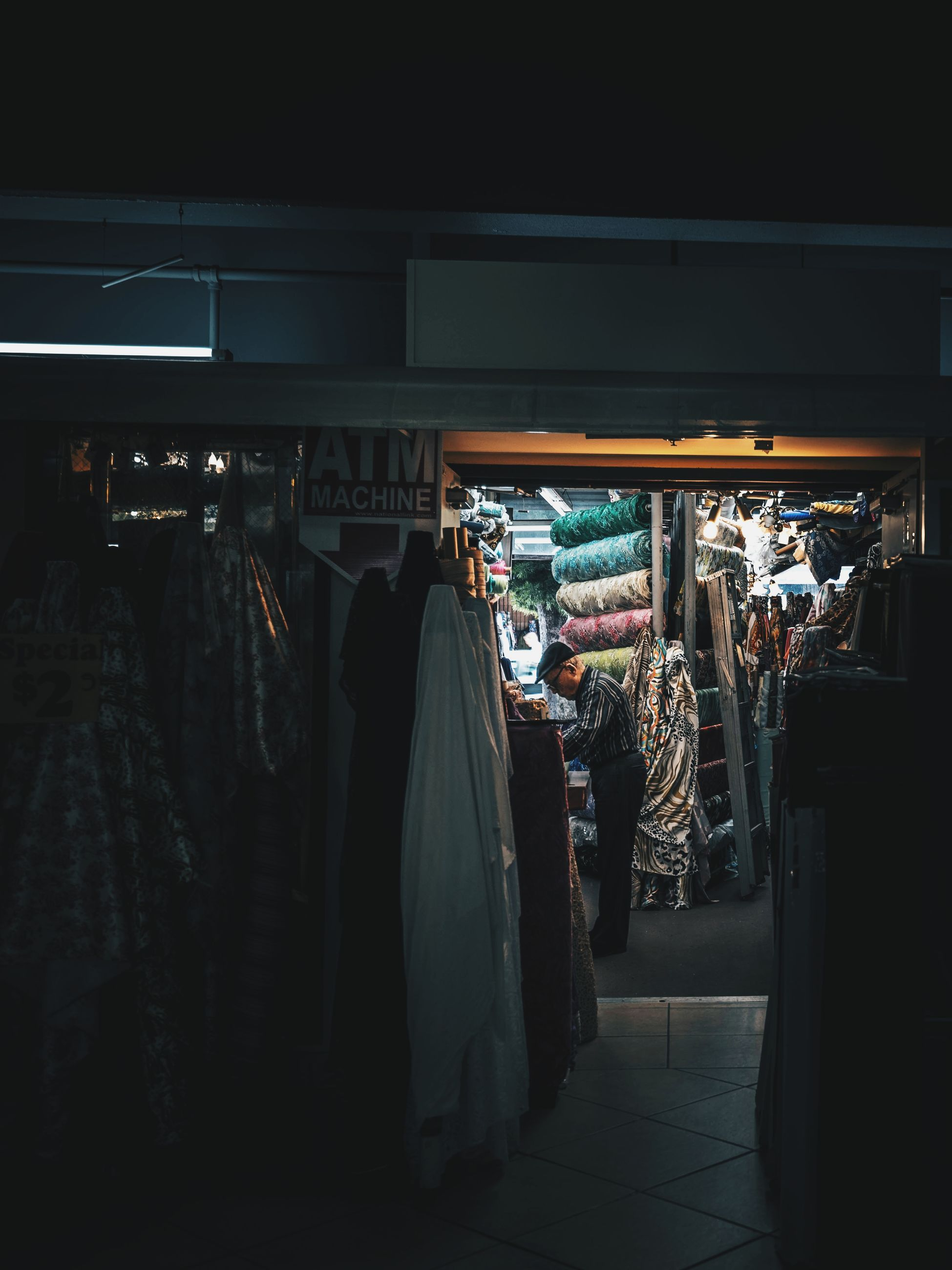 retail, coathanger, clothing store, clothing, store, clothes rack, boutique, fashion, indoors, consumerism, no people, day