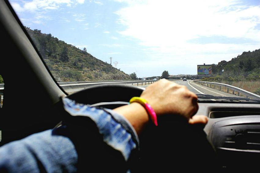 Me gusta conducir.. Taking Photos Balconeando Coche Ciudades