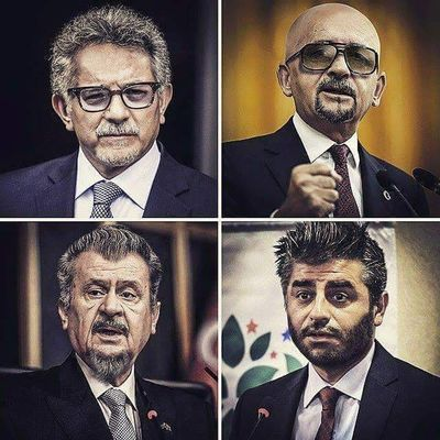Brekingbad siyasiler Chp HDP MHP akp