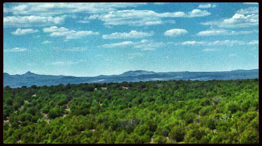 Southwest <3 Filtered Landscape Land And Sky Endless Sky