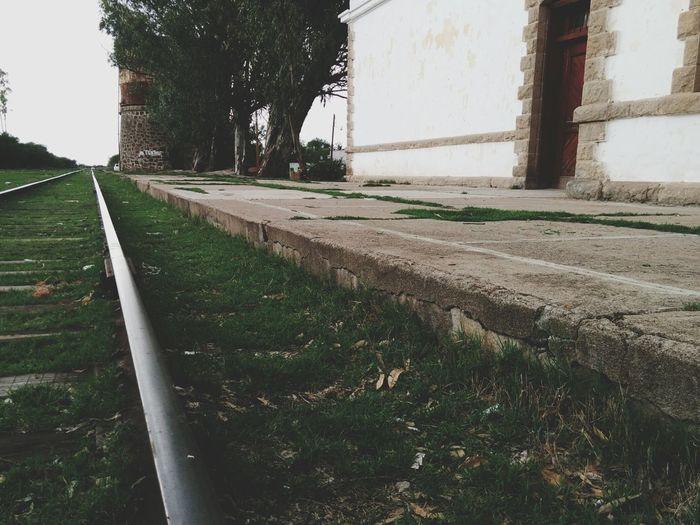 Estación de trenes de trenes Tuitan Durango. Station Train Station Mexico Punto De Fuga First Eyeem Photo