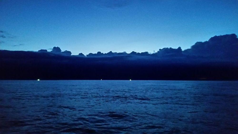 Cuming soon Water Sea Bird Oil Pump Mountain Astrology Sign Nautical Vessel Beach Moon Beauty Seascape UnderSea