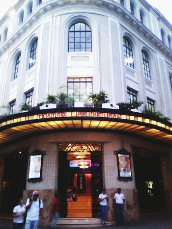 Teatro Principal. Theater Caracas City