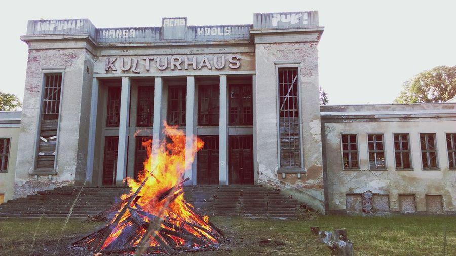 Zinnowitz Usedom Ostdeutschland Lostplaces Abandoned Places Abandoned Buildings Verlassene Orte DDR Empty Places The Architect - 2016 EyeEm Awards