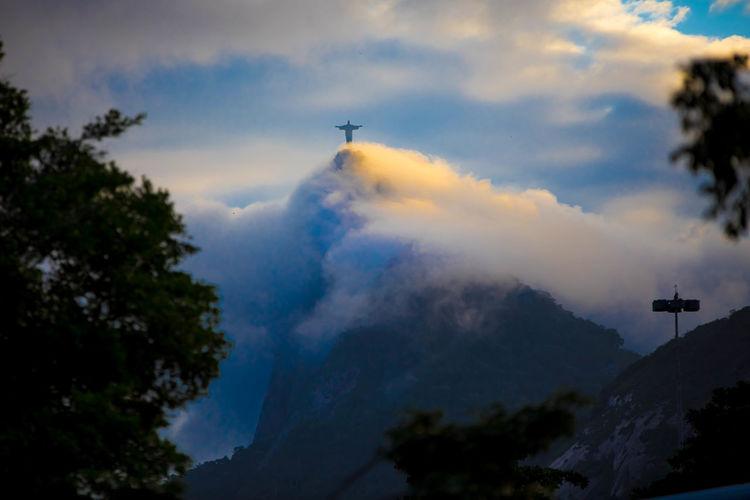 Botafogo Christ Christ The Redeemer ChristTheRedeemer Cloudcoveredmountain Cristo Cristo Redentor Cristoredentor Jesus Mountain And Fog Mountainsandclouds Mountainsandfog