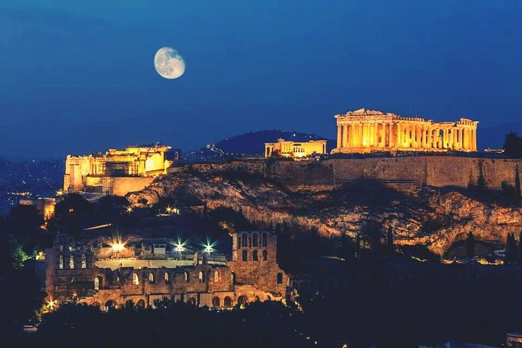 Atene Trip Summer2014 Cruise #atene #cruise #family #holiday #summer2014 #costadeliziosa #miss #costacrociere #costacruise