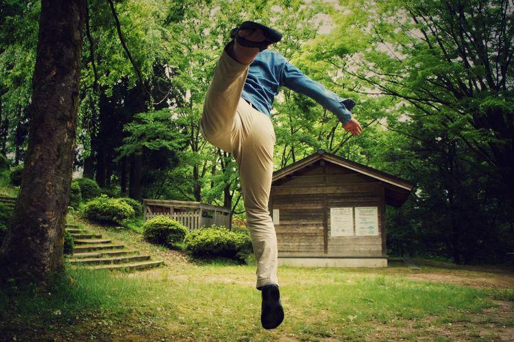 ジャンプ Jump