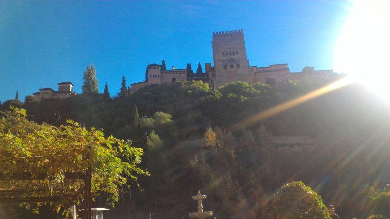 Granada Spain Alambra Granada