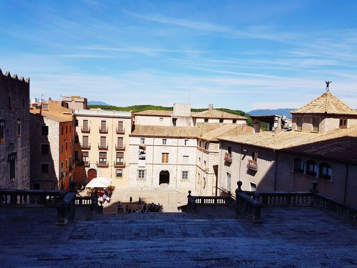 Girona City Sky