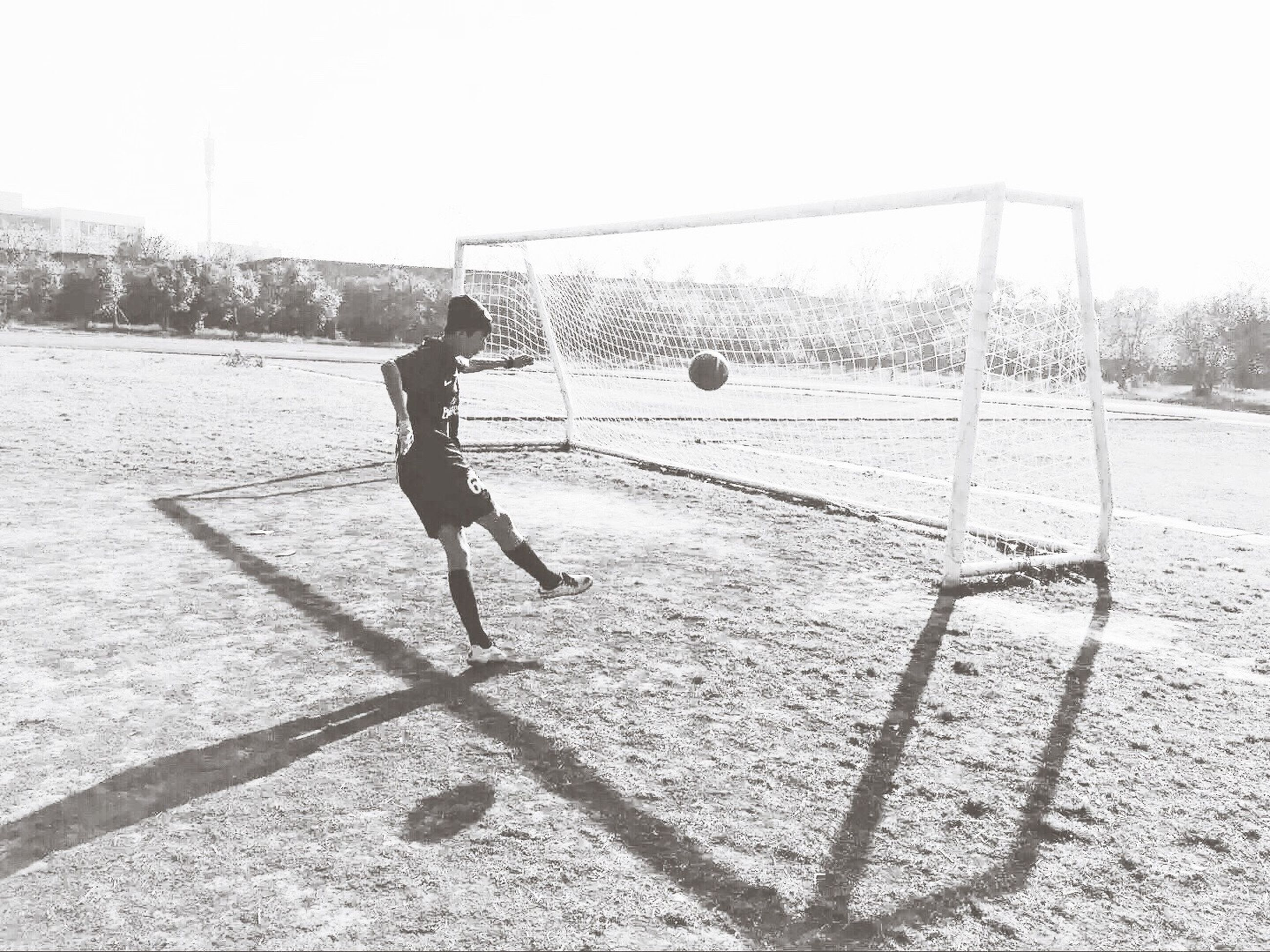 soccer, full length, playing, outdoors, sport, people, day, one person, adult